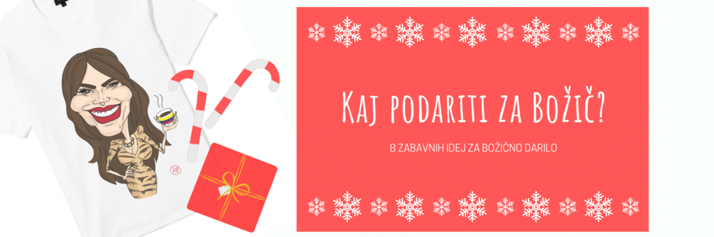 Ideje za obdarovanje - božič