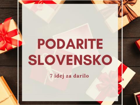 7 idej za božično darilo slovenska podjetja